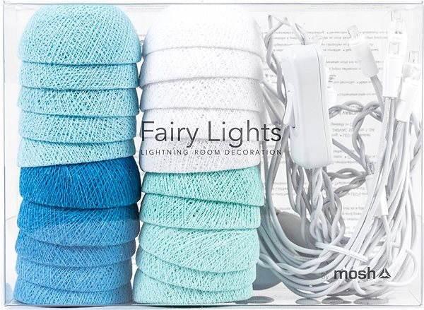 MOSH LED Fairy Lights Světýlka Obláček - Dekorativní osvětlení