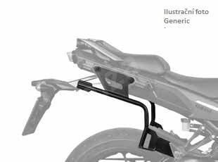 SHAD Montážní sada 3P systém pro HONDA X-ADV 750 (2017-2018) - Držáky bočních kufrů