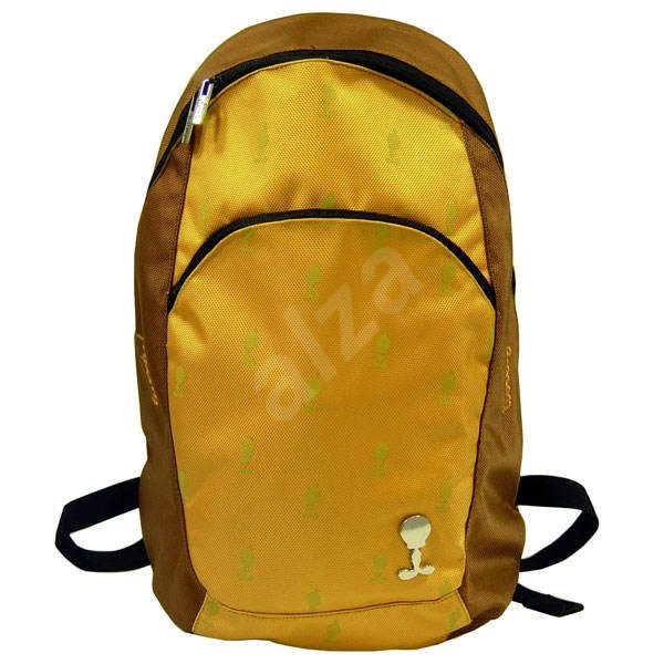 TWEETY Back Pack hnědo-oranžový - Batoh