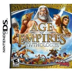Nintendo DSi - Age of Empires: Mythologies - Hra na konzoli