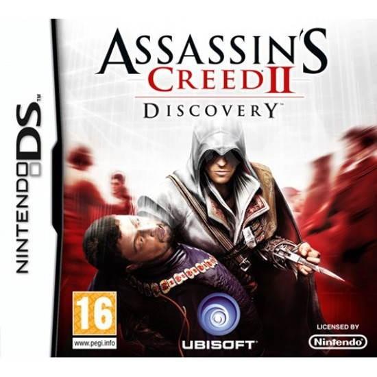 Nintendo DSi - Assassin's Creed II Discovery - Hra pro konzoli