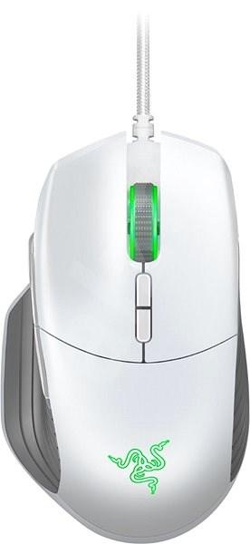 Razer Basilisk - Mercury - Herní myš