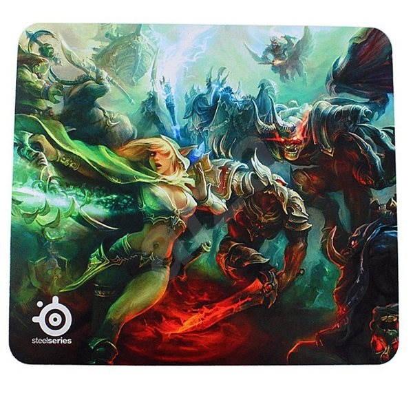 SteelSeries QCK Limited Edition (Dota Allstars, Fantasy Art) - Podložka pod myš