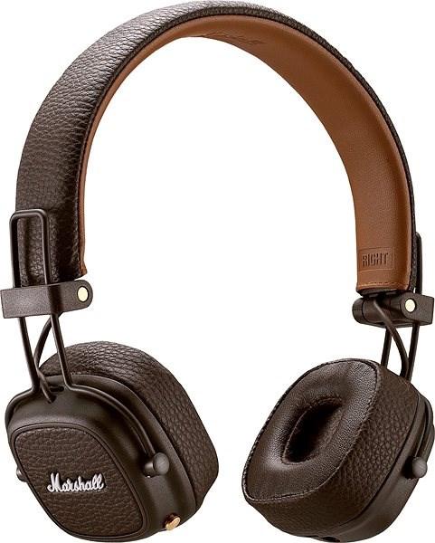 Marshall Major III Bluetooth hnědá - Bezdrátová sluchátka