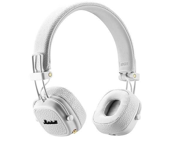 Marshall Major III BT White - Bezdrátová sluchátka