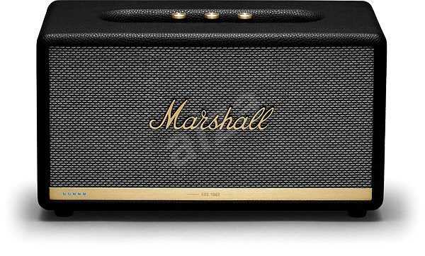Marshall Stanmore II Voice with Amazon Alexa - Bluetooth reproduktor