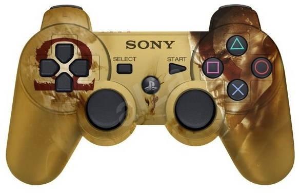 Sony PS3 DualShock 3 (God Of War Edition) - Gamepad