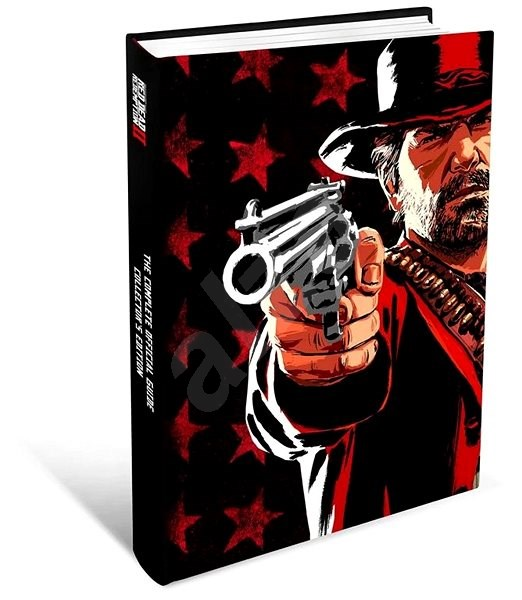 Red Dead Redemption 2: The Complete Official Guide - Collector's Edition -