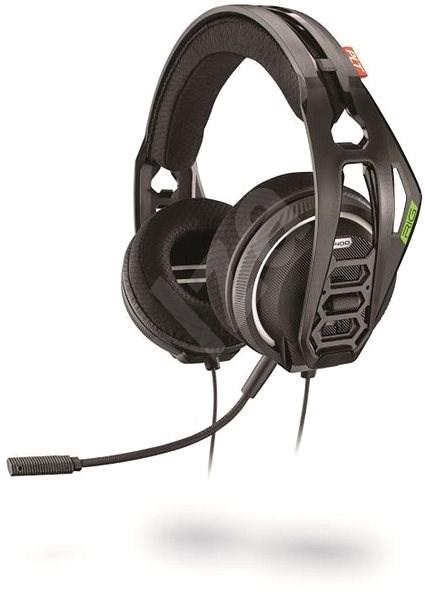 Plantronics RIG 400HX černá - Herní sluchátka