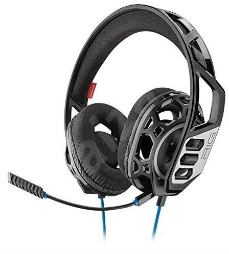Plantronics RIG 300 HS pro PS4, černá - Herní sluchátka