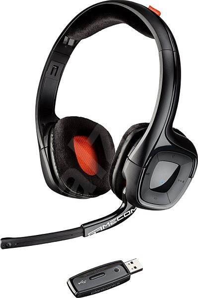 Plantronics Gamecom 818 černá - Sluchátka