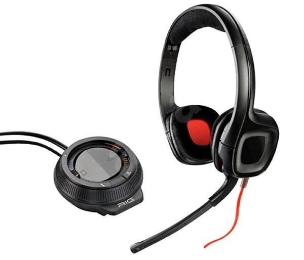 Plantronics Gamecom D60 černá - Sluchátka