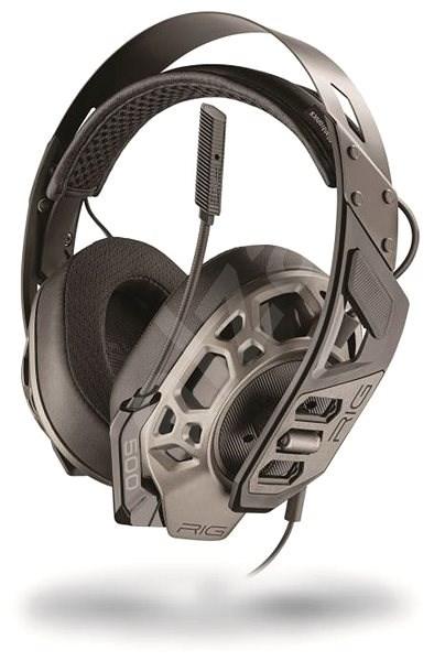 Plantronics RIG 500 PRO HX pro Xbox One a PC, černá - Herní sluchátka