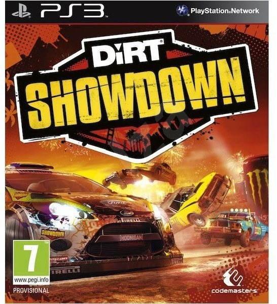 PS3 - Dirt Showdown - Hra pro konzoli