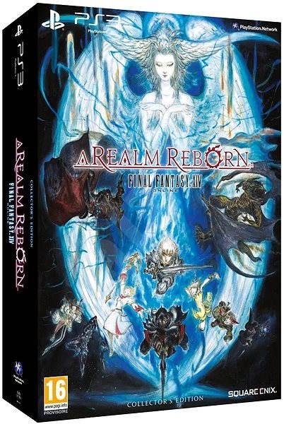 PS3 - Final Fantasy XIV: A Realm Reborn (Collectors Edition) - Hra pro konzoli