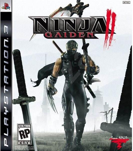 PS3 - Ninja Gaiden 2 - Hra pro konzoli