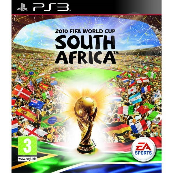 PS3 - EA SPORTS 2010 FIFA World Cup South Africa - Hra pro konzoli