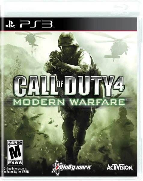 Call of Duty: Modern Warfare - PS3 - Hra pro konzoli