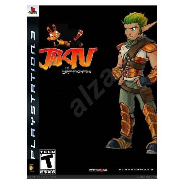 PS3 - Jak and Daxter 4: The Lost Frontier - Hra pro konzoli