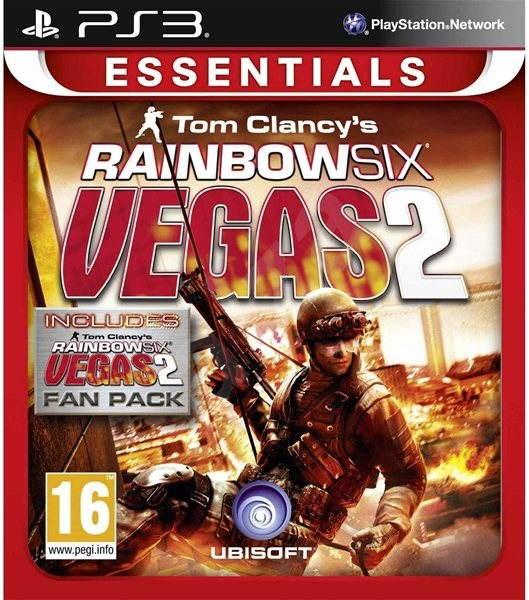 PS3 - Tom Clancys: Rainbow Six Vegas 2 (Essentials Edition) - Hra pro konzoli