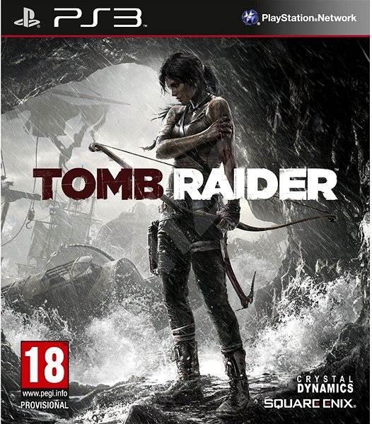PS3 - Tomb Raider - Hra pro konzoli