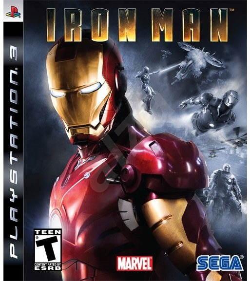 PS3 - Ironman - Hra pro konzoli