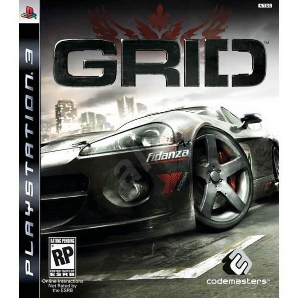 PS3 - Race Driver: GRID - Hra pro konzoli