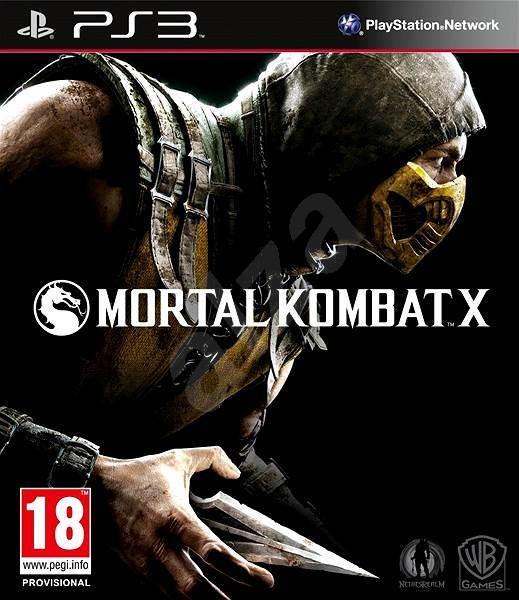 PS3 - Mortal Kombat X - Hra pro konzoli