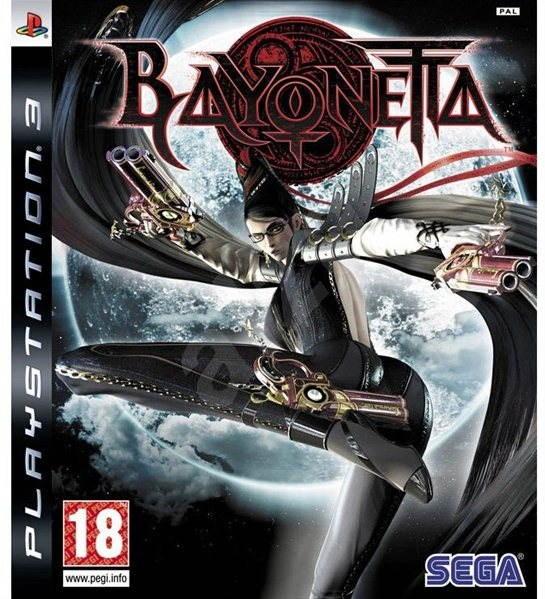 PS3 - Bayonetta - Hra pro konzoli