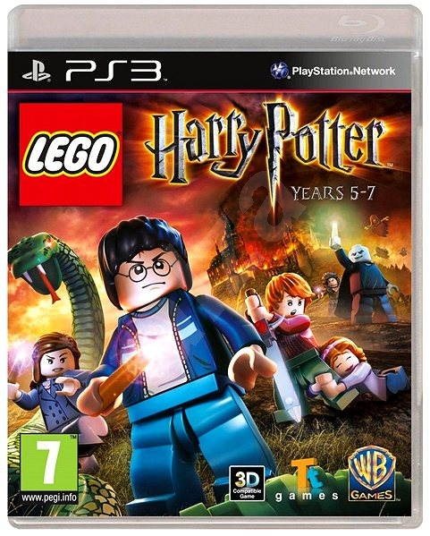 Lego Harry Potter: Years 5-7 - PS3 - Console Game