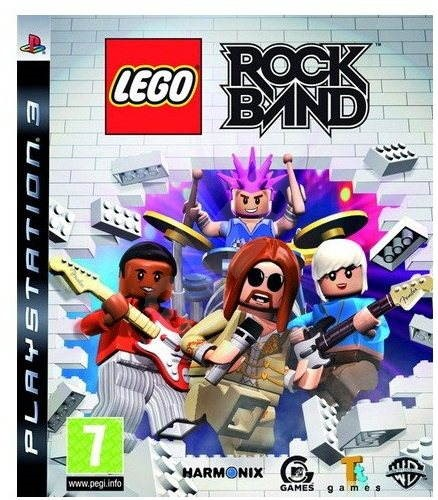 PS3 - LEGO Rock Band - Hra pro konzoli