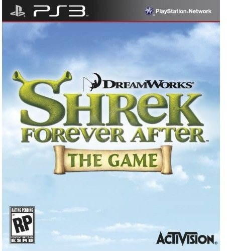 PS3 - Shrek: Forever After - Hra pro konzoli