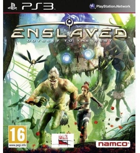 PS3 - Enslaved: Odyssey To The West - Hra pro konzoli