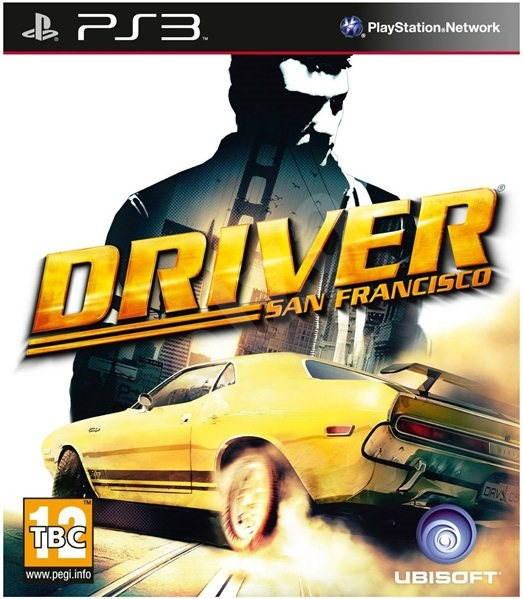 PS3 - Driver: San Francisco (Essentials Edition) - Hra pro konzoli