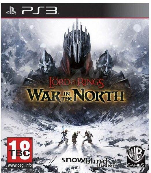 PS3 - The Lord of the Rings: War in the North - Hra pro konzoli