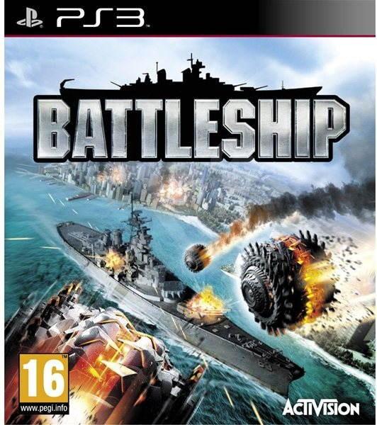 PS3 - Battleship - Hra na konzoli