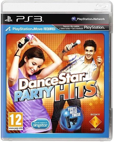PS3 - DanceStar Party Hits (Move Ready) - Hra pro konzoli