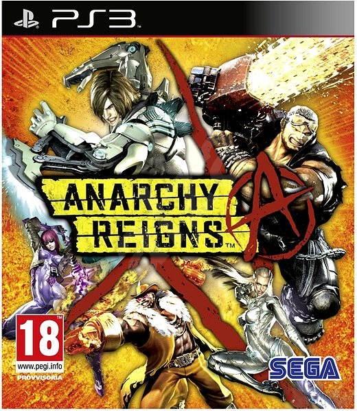 PS3 - Anarchy Reigns - Hra pro konzoli