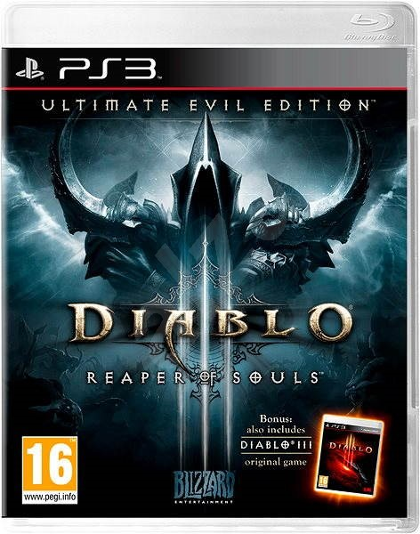 Diablo III: Ultimate Edition Evil - PS3 - Console Game