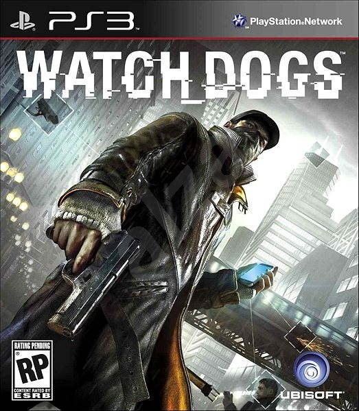 Watch Dogs - PS3 - Console Game