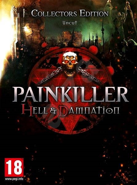 PS3 - Painkiller: Hell & Damnation (Collectors Edition) - Hra pro konzoli