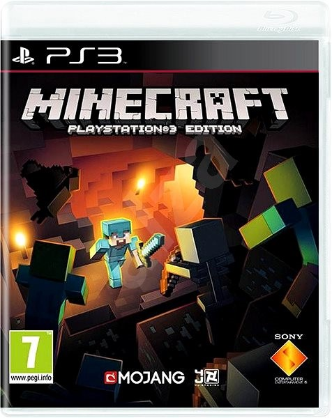 Minecraft - PS3 - Hra pro konzoli