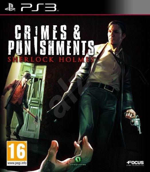 PS3 - Sherlock Holmes: Crimes & Punishments - Hra pro konzoli
