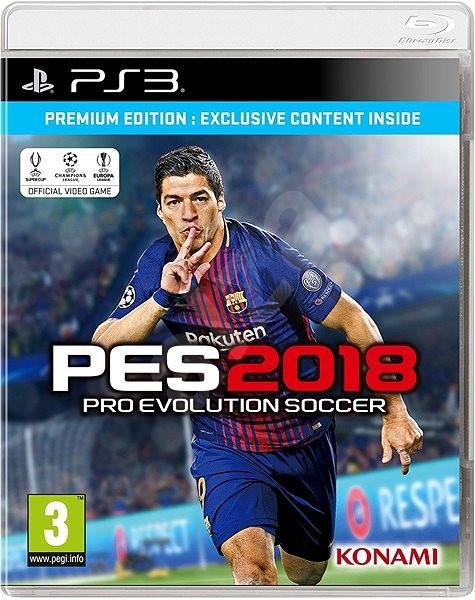Pro Evolution Soccer 2018 Premium Edition - PS3 - Hra pro konzoli