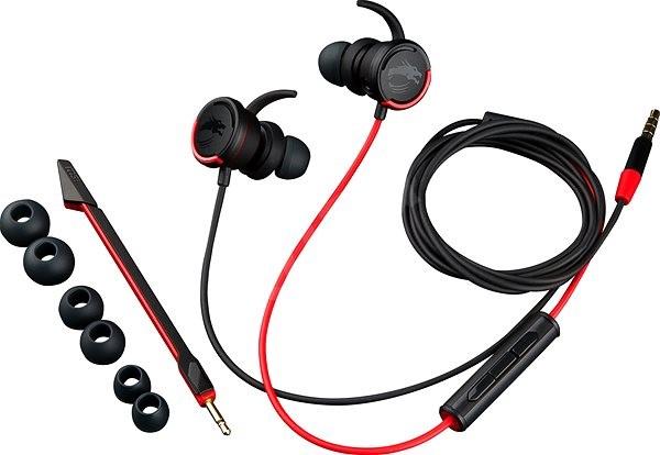 MSI Immerse GH10 - Herní sluchátka