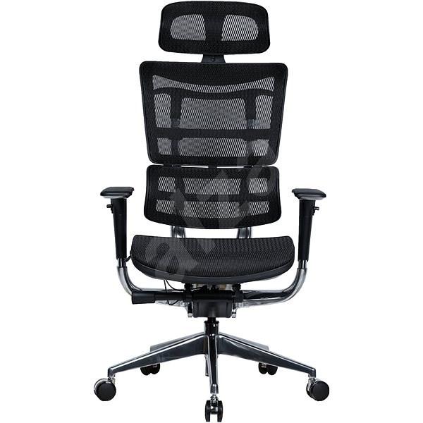 MOSH BS-801 černá - Kancelářská židle