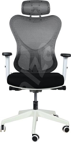 MOSH BS-301 šedá - Kancelářská židle