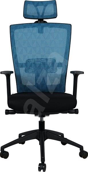 MOSH BS-202 tyrkysová - Kancelářská židle