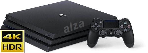 PlayStation 4 Pro 1TB - Herní konzole