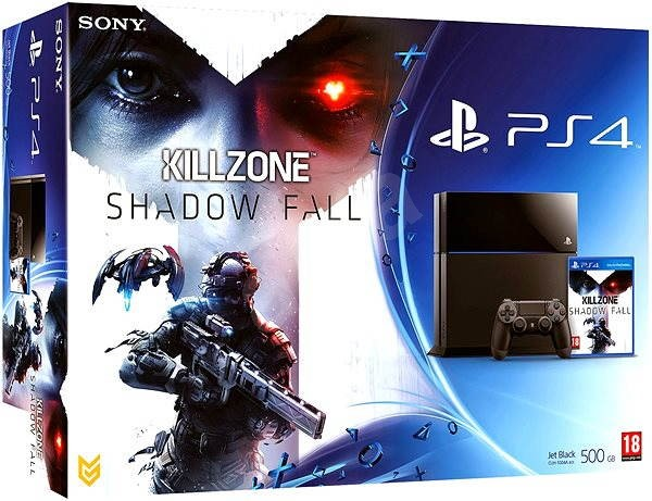 Sony Playstation 4 Killzone: Shadow Fall Edition - Herní konzole